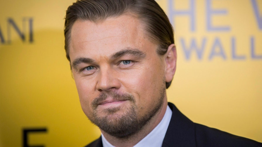 Leonardo DiCaprio revealed he almost became shark bait.