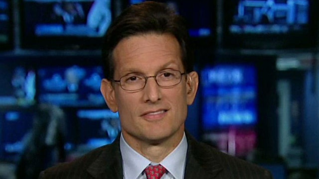 Exclusive: Eric Cantor warns about HealthCare.gov security