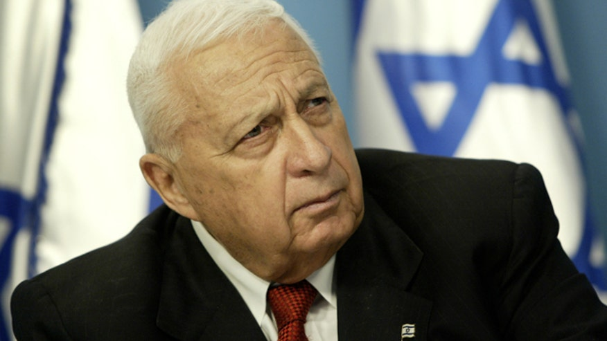 One of Israel's most iconic and controversial figures had been in a coma since he suffered a stroke in 2006
