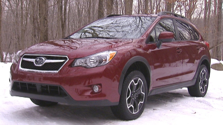 Fox Car Report drives the 2013 Subaru XV Crosstrek
