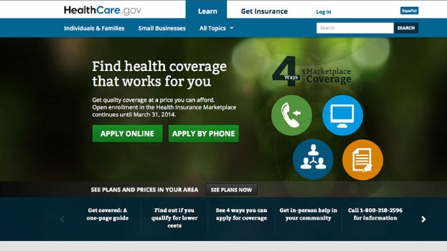 White House drops ObamaCare website contractor