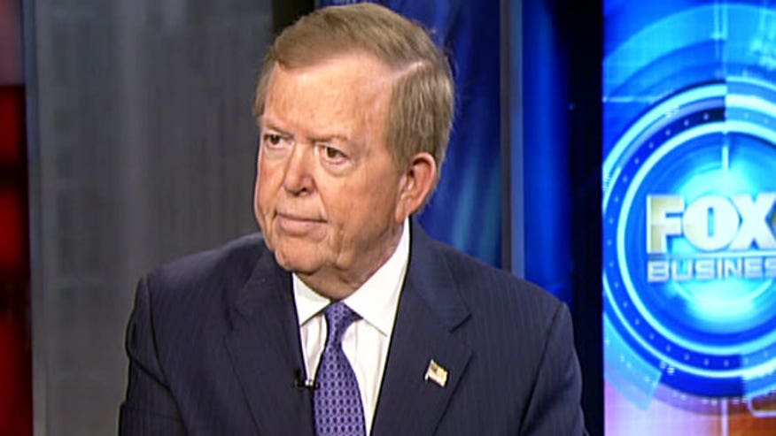 Lou Dobbs explains how we can make the fix in his new book 'UPHEAVAL'