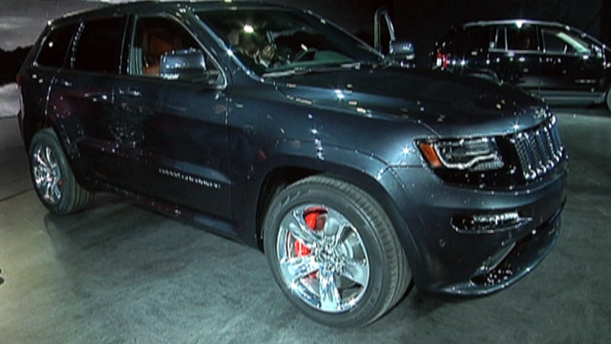 Jeep President and CEO Mike Manley on the new 30 mpg Jeep Grand Cherokee