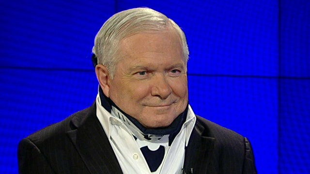 Cable exclusive: Robert Gates on why he's critical of Obama