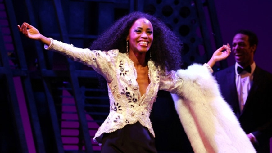 """Valisia LeKae is well known for portraying Diana Ross in the hit Broadway show, """"Motown: The Musical."""" But now the Tony Award nominee is facing a new role as an ovarian cancer patient"""