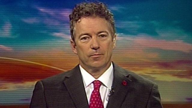 Sen. Paul unveils plan to stop assault on 2nd Amendment
