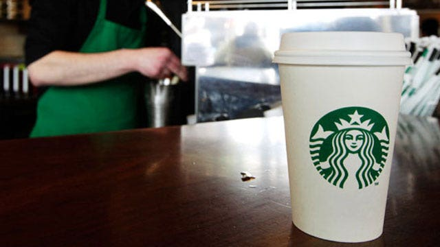 Bank on This: Starbucks security failure