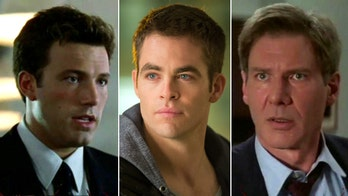 Chris Pine the latest to play popular Tom Clancy character