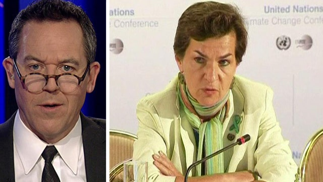 Gutfeld: Evidence is a 'drag' for the UN?