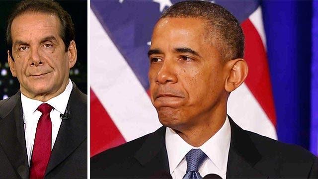 Krauthammer on Obama's surveillance speech: '90 percent smoke and mirrors'