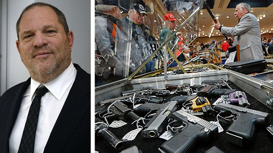 Hollywood producer joins the anti-gun movement