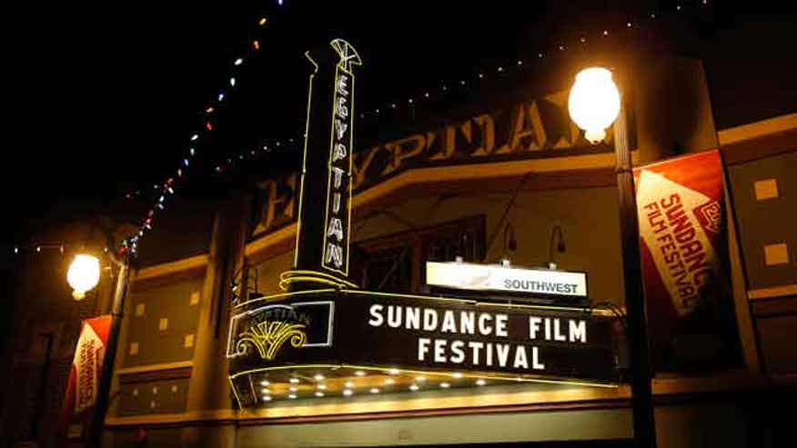 Hollie McKay reports on how Sundance has become very much all about the glitz and glamour including the parties and the star-gazing.