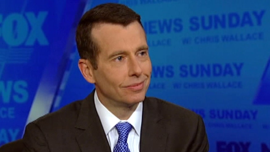 Senior adviser David Plouffe on 'Fox News Sunday'