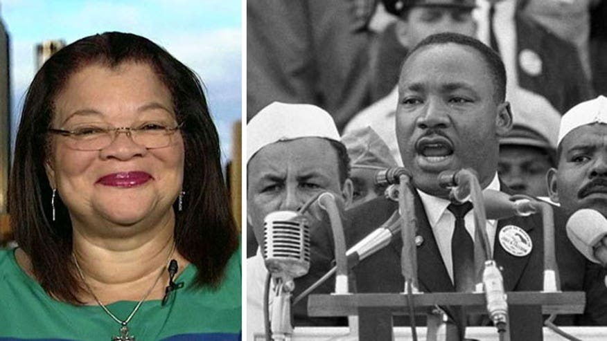 Dr. Alveda King reflects on MLK Day