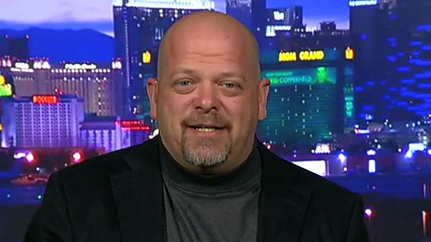 Rick Harrison on 'Fox & Friends'