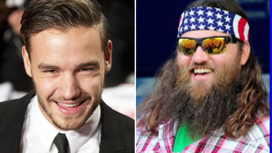 Liam Payne hits sour note with some fans after tweeting support for Willie Robertson