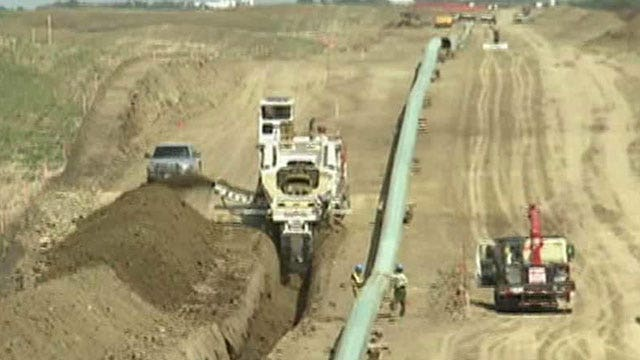 Rail accidents put Keystone Pipeline back in focus
