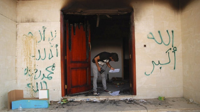 Unanswered questions on Benghazi attack