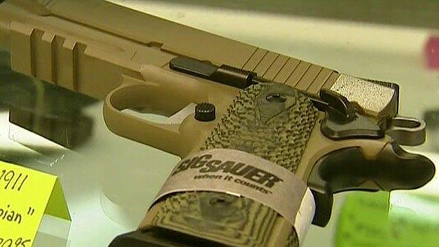 Where do criminals get their guns?