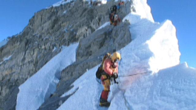 Entrepreneur shares his adventures climbing Mount Everest