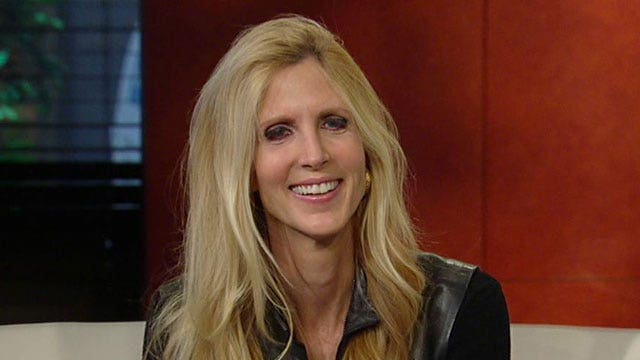 Ann Coulter wants to set the record straight