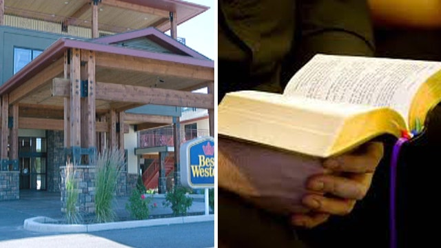 Would you stay at a Bible-based hotel?