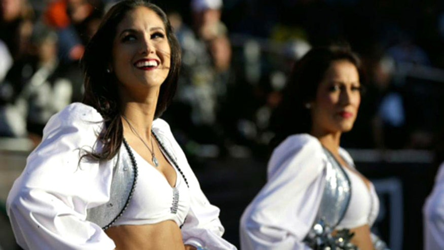 Does Raiderette have a case? Geraldo Rivera weighs in