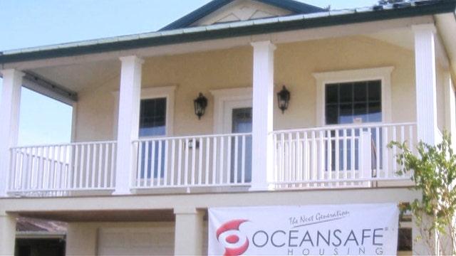 Entrepreneur founds Oceansafe to make storm-resistant building materials