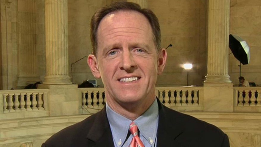Sen. Pat Toomey on support for measure