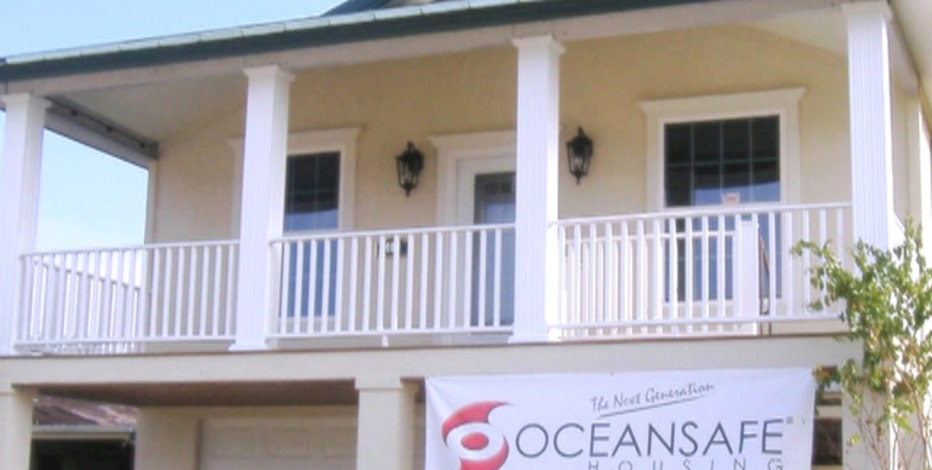 Entrepreneur founds Oceansafe to make storm-resistant building materials