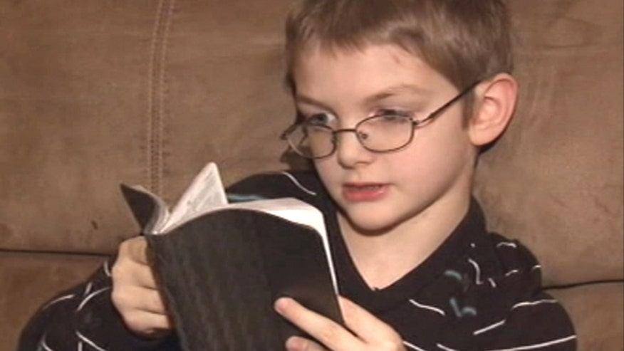 Michigan mom accuses school of hypocrisy after son was told not to bring holy book to class, used inappropriate worksheets