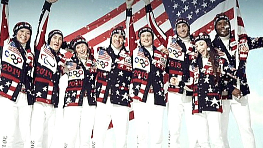 Officials advise athletes to avoid wearing team gear outside of Sochi