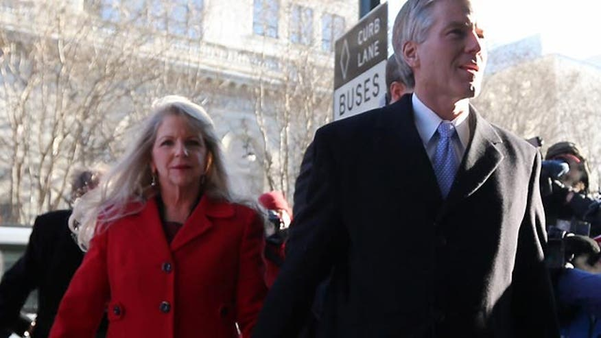 McDonnell accused of accepting illegal gifts