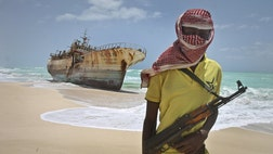 Somali piracy is front and center as the world's problem on the high seas