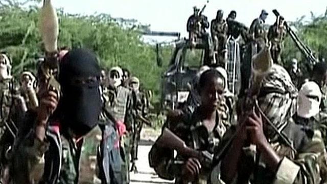U.S. military carries out airstrike in Somalia