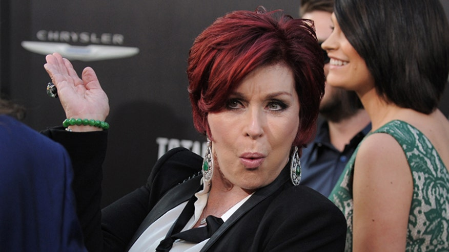 Sharon Osbourne reportedly got in a big fight with Jonah Hill's brother