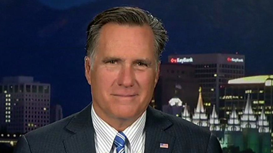 Romney urges the president to find 'common ground' with Republicans