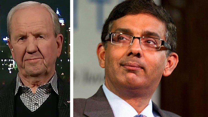 Producer says D'Souza is a great American, loves his country