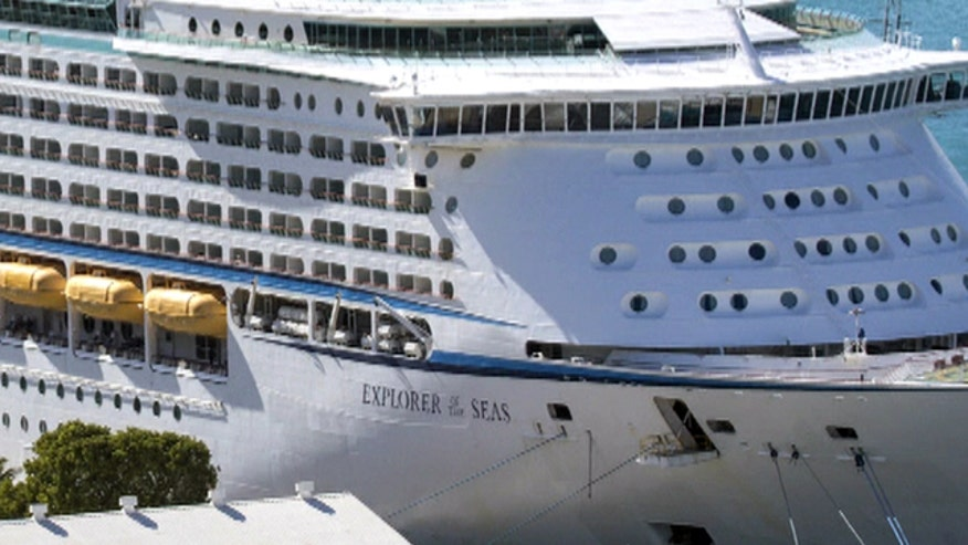 Over 600 passengers fell ill on cruise