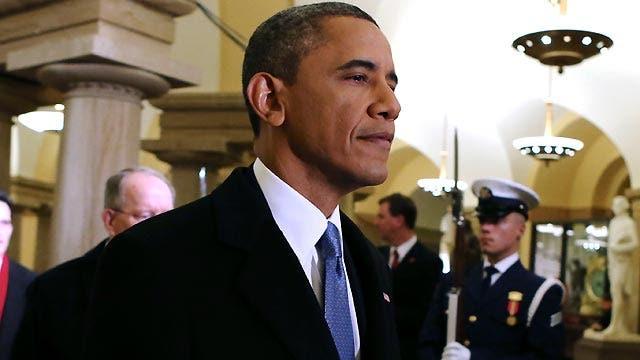 Is President Obama turning hard left?