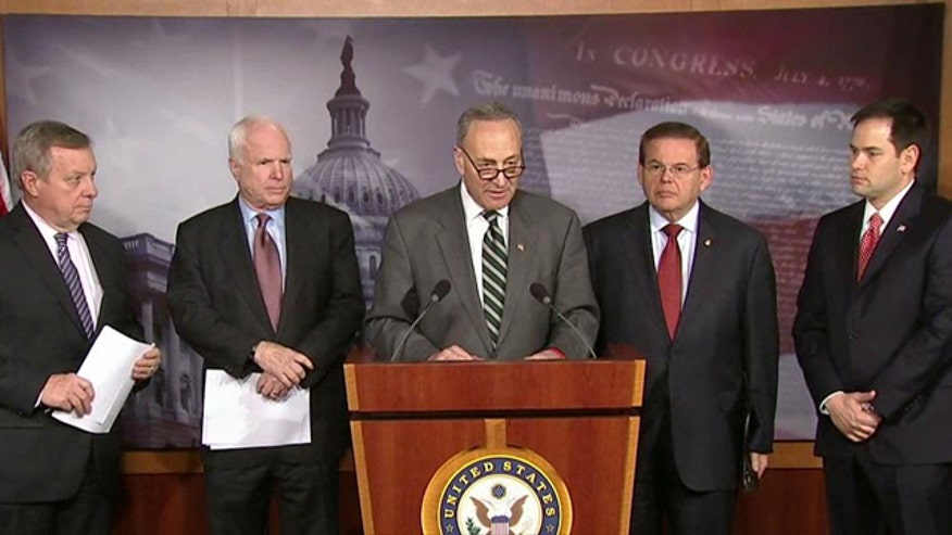 Set of four bipartisan principles