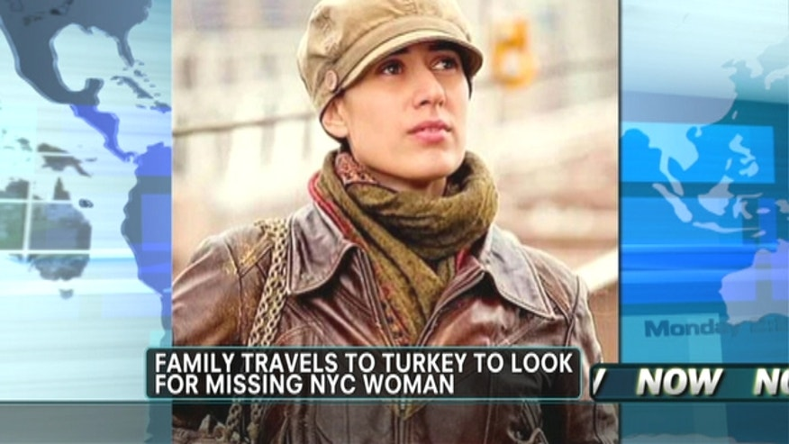 The husband of a New York City mother who went missing while vacationing in Istanbul last week is traveling to Turkey to try and find her.
