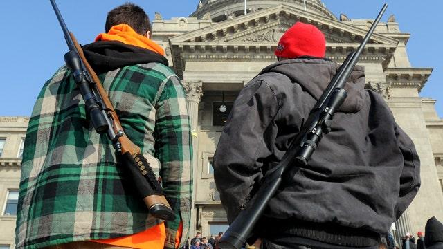 Gun violence: Do guns save lives?