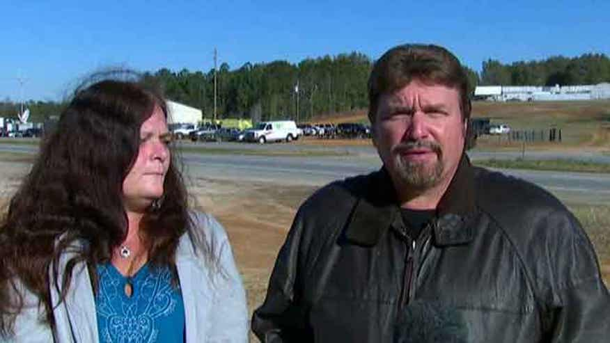 Alabama community 'traumatized' by events
