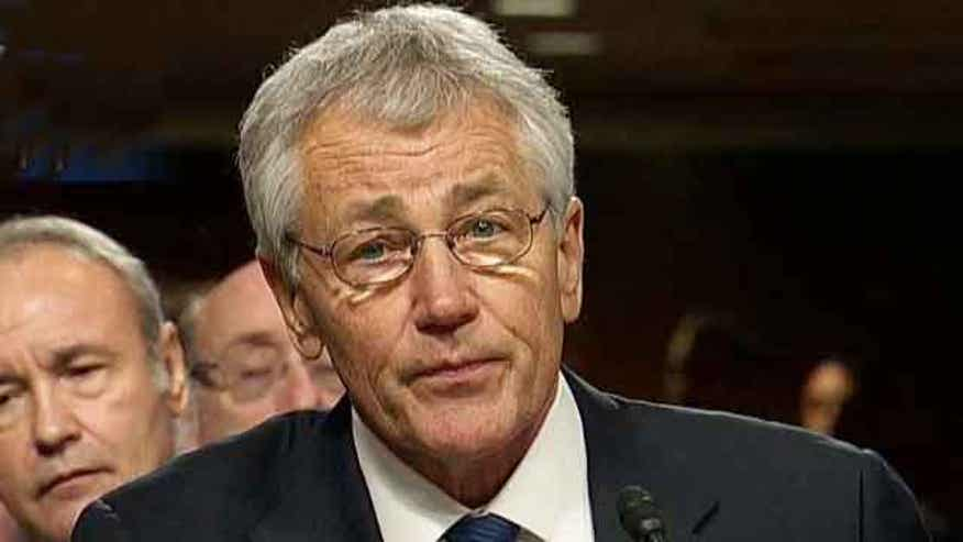 Defense secretary nominee makes opening statement at Senate confirmation hearing