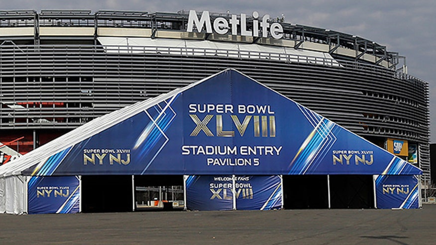 The economic impact of Super Bowl XLVIII