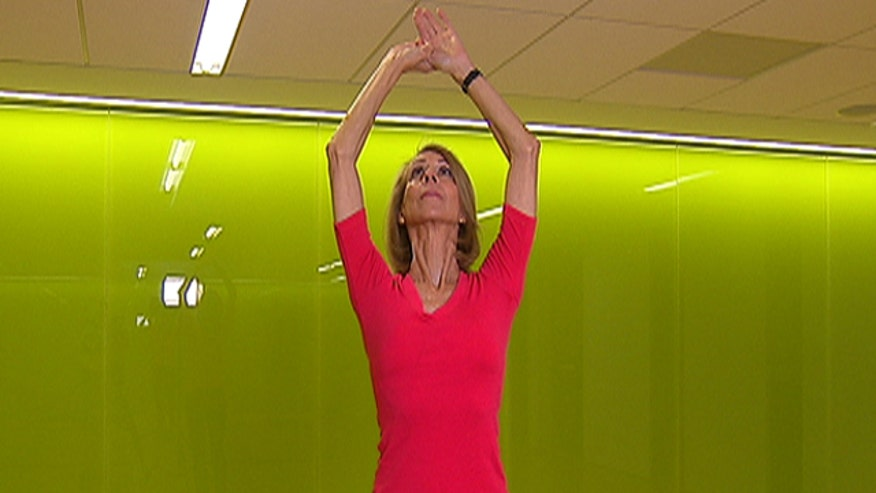 "You're never too old to start working out and reaping the benefits.  Fitness can help alleviate osteoporosis, heart disease and even cancer. Joan Pagano, author of ""Strength Training Exercises for Women"" shows us some exercises to get you started at any age"