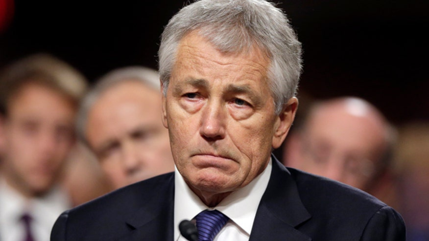 Hagel's horrible day. Will Congress duck sequester? And enforcement debate could stall immigration deal.