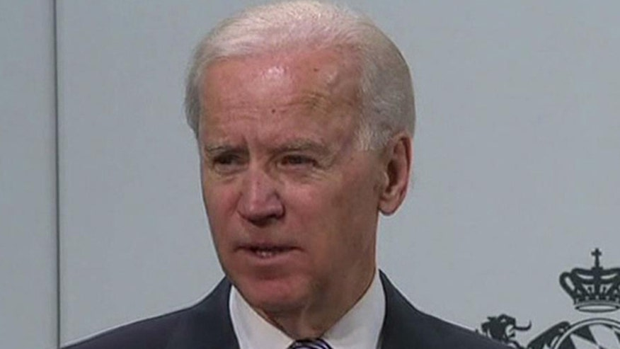V.P. Joe Biden speaks in Germany about Iranian nuclear program