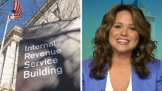 Christine O'Donnell reacts to ongoing IRS investigations
